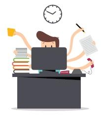 Pengendalian Diri dalam Produktivitas Kerja