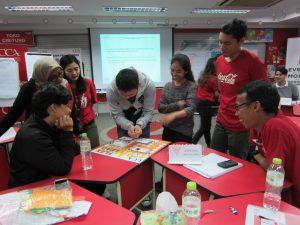 pelatihan leadership bagi para supervisor
