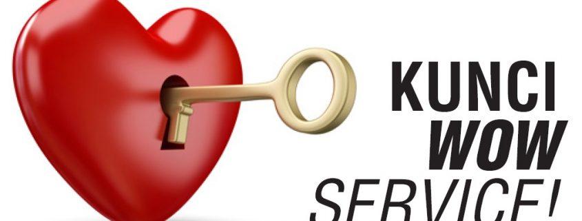 Kunci Memberikan Pelayanan Terbaik