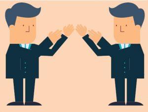 membina hubungan baik