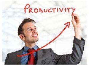 tingkatkan produktivitas diri