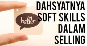 soft skill dalam selling