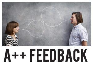 feedback baik dari lawan bicara