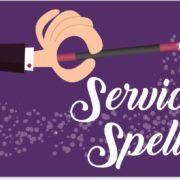 Service Spell