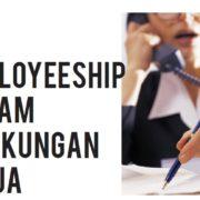 employeeship dalam lingkungan kerja