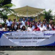 Pelatihan Kepemimpinan Effective Leadership di PT Indofood Sukses Makmur