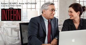 "Review "" The Intern """