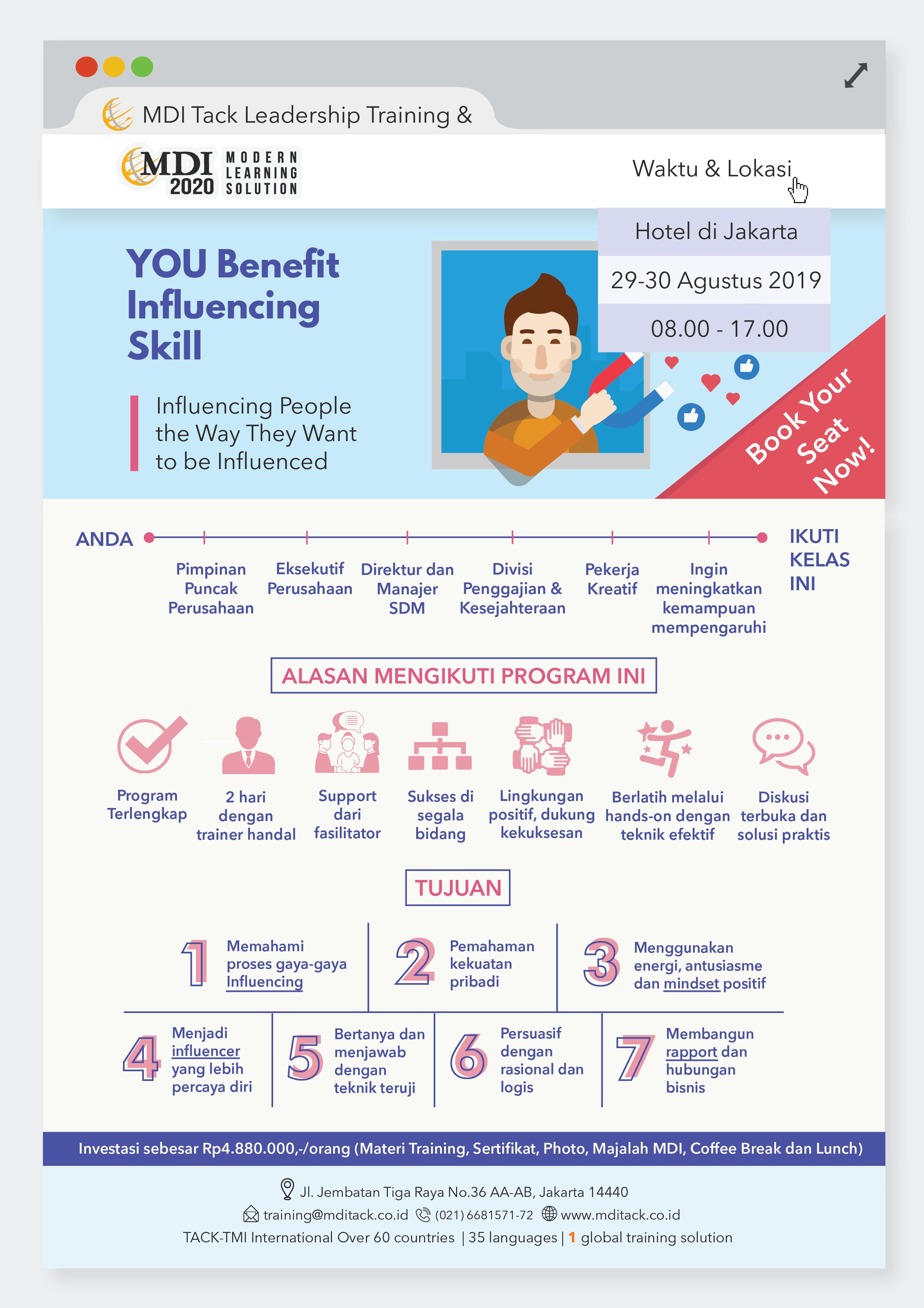 lokum influencing skills