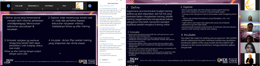 Online Learning Diuji Efektivitasnya di Virtual HR PractiCase #4