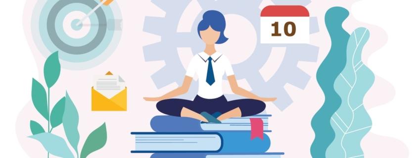 Manfaat Jika Anda Menerapkan Mindfulness Saat Bekerja